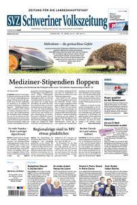 Schweriner Volkszeitung Zeitung für die Landeshauptstadt - 16. April 2019