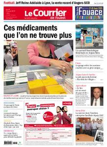 Le Courrier de l'Ouest Nord Anjou – 15 août 2019