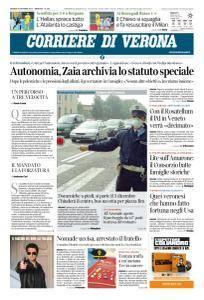 Corriere di Verona - 26 Ottobre 2017