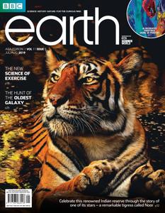BBC Earth Singapore - August/September 2019