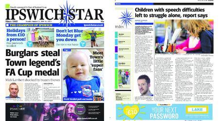 Ipswich Star – January 21, 2019
