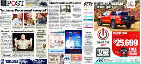 The Guam Daily Post – March 07, 2018