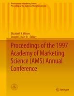 Proceedings of the 1997 Academy of Marketing Science (AMS) Annual Conference
