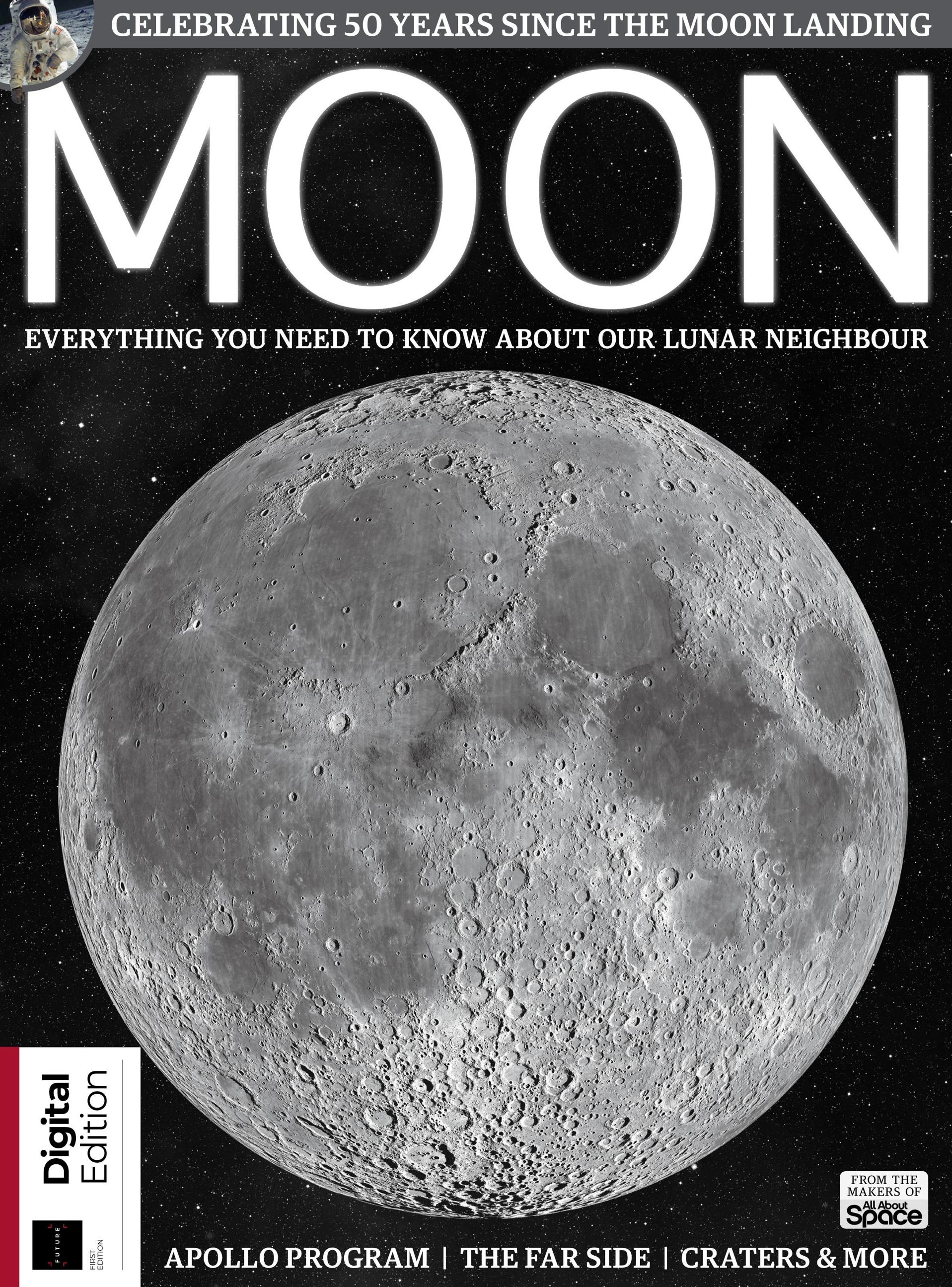All About Space: Book of the Moon – July 2019