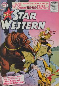 All Star Western 091 (DC) (Oct-Nov 1956) (c2c) (Superscan