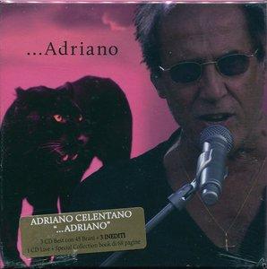 Adriano Celentano - ... Adriano (2013) {4CD Box Set}