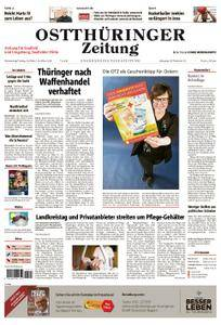 Ostthüringer Zeitung Saalfeld - 29. März 2018