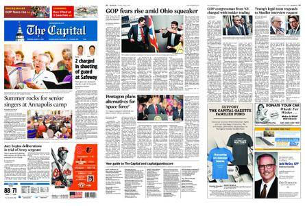 The Capital – August 09, 2018