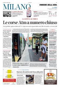 Corriere della Sera Milano - 27 Aprile 2020