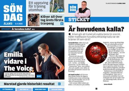 Ålandstidningen – 05 april 2020