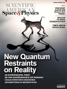 Scientific American: Space & Physics - October/November 2020