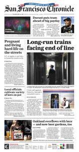 San Francisco Chronicle  July 04 2017