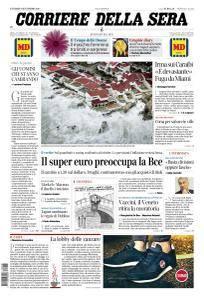 Corriere della Sera - 8 Settembre 2017