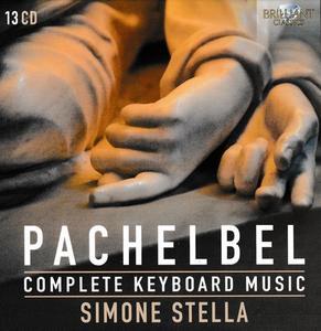 Simone Stella - Pachelbel: Complete Keyboard Music (13CD) (2019)