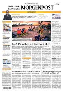 Solinger Morgenpost – 26. Juni 2019