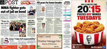 The Guam Daily Post – November 26, 2019