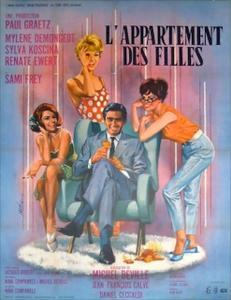 Girl's Apartment (1963) L'appartement des filles