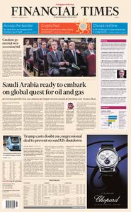 Financial Times Europe – 13 February 2019