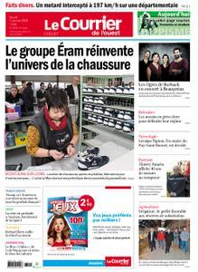 Le Courrier de l'Ouest Cholet – 07 janvier 2020