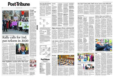 Post-Tribune – January 07, 2020