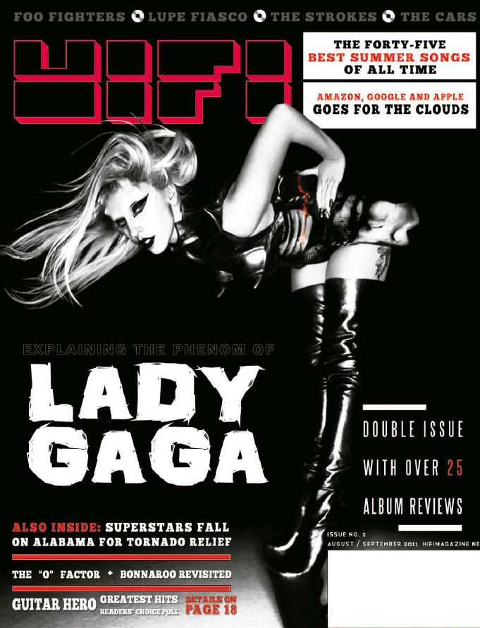 HIFI Magazine - Aug/Sept 2011