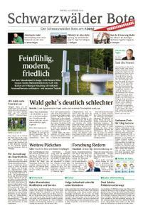 Schwarzwälder Bote Hechingen - 26. Oktober 2018