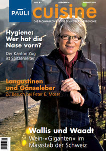 Pauli Cuisine Magazin August 4 2011