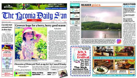 The Laconia Daily Sun – July 10, 2020