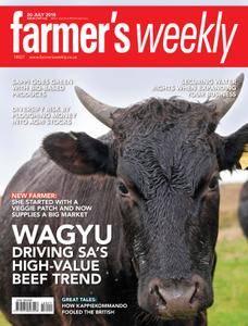 Farmer's Weekly - 20 July 2018