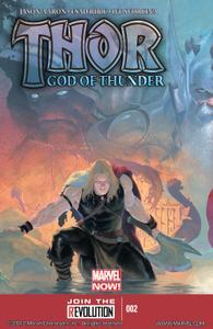 Thor-God of Thunder 002 2013 digital Minutemen