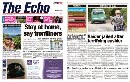 Evening Echo – April 29, 2020