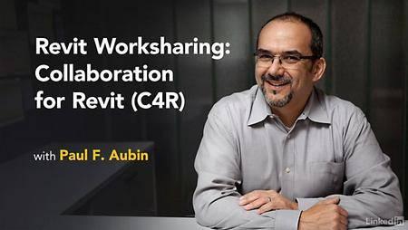 Lynda - Revit Worksharing: Collaboration for Revit (C4R)
