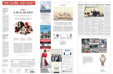The Globe and Mail – July 25, 2019