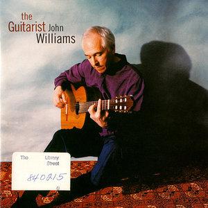 John Williams - The Guitarist John Williams (1998) [Re-Up]