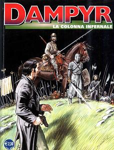 Dampyr - Volume 49 - La Colonna Infernale