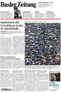 Basler Zeitung - 19 August 2019