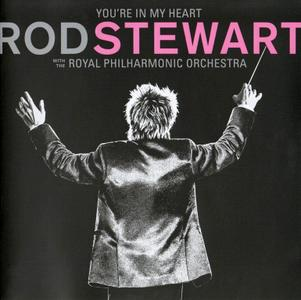 Rod Stewart - You're In My Heart: Rod Stewart With The Royal Philharmonic Orchestra (2019) {Deluxe Edition}
