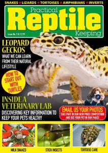 Practical Reptile Keeping - Issue 130 - October 2020