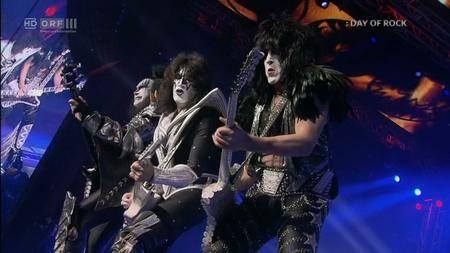 Kiss - Rocks Vegas 2014 (2016) [HDTV 720p]