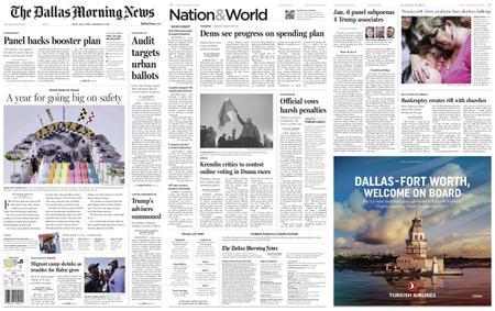 The Dallas Morning News – September 24, 2021