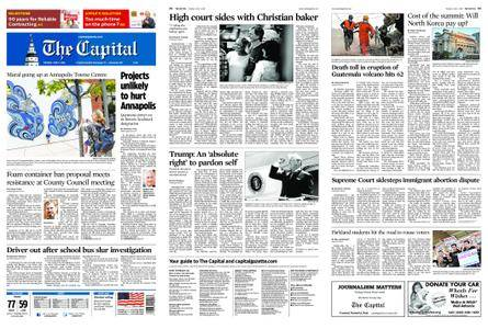 The Capital – June 05, 2018