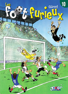 Les Foot Furieux - Tome 10