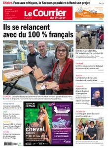 Le Courrier de l'Ouest Cholet – 08 novembre 2019