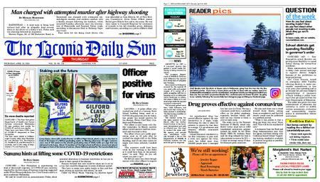The Laconia Daily Sun – April 30, 2020