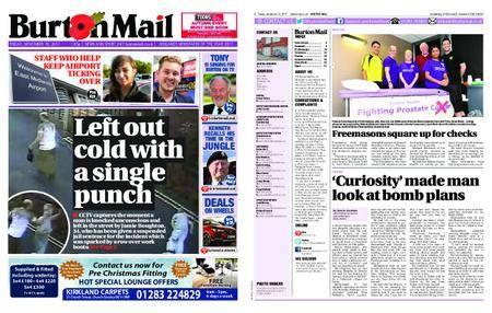Burton Mail – November 10, 2017