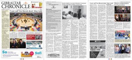 Gibraltar Chronicle – 30 June 2018
