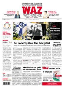 WAZ Westdeutsche Allgemeine Zeitung Oberhausen-Sterkrade - 16. Februar 2019