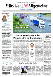 Märkische Allgemeine Zossener Rundschau - 11. Januar 2018