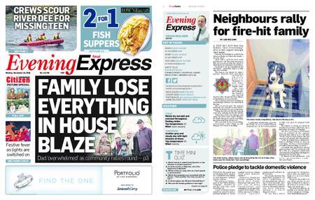 Evening Express – November 19, 2018