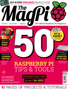 The MagPi - January 2020